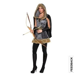 Other - Adult Skilled Archer Costume Size Large